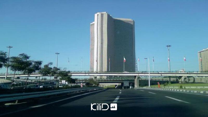 برج سفید تهران