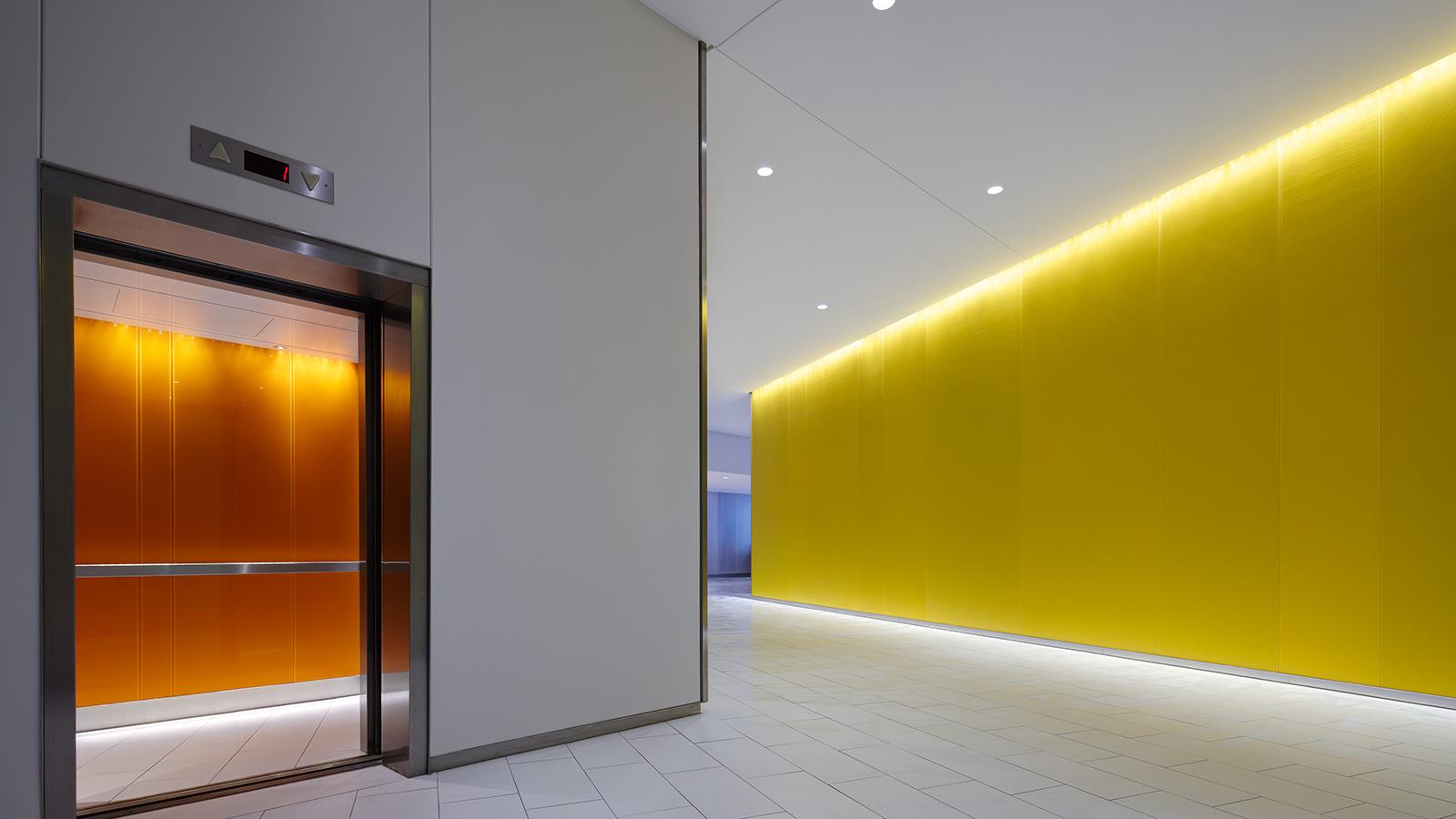 قانون آسانسور