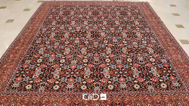قالیهای پشمی