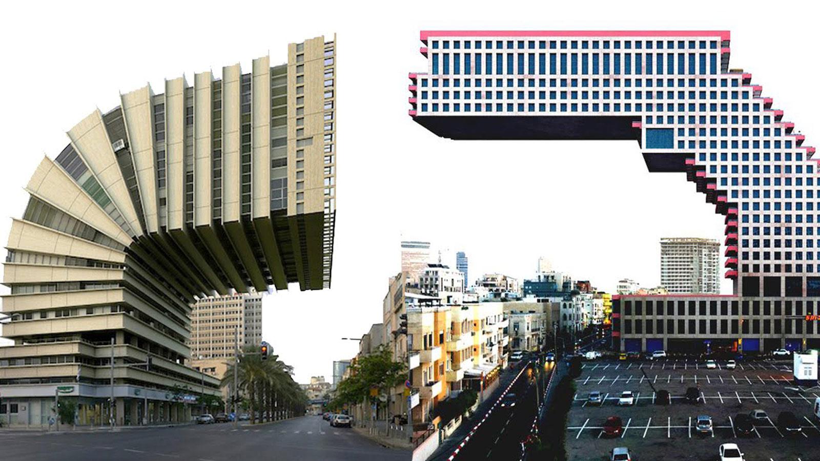 ساختمانهای عجیب دنیا