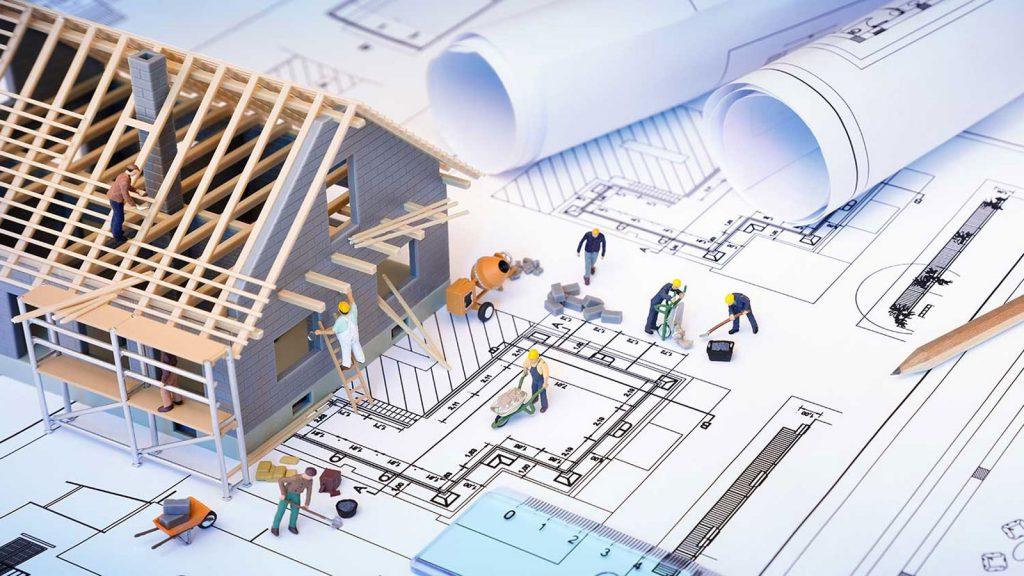 مراحل صدور پروانه و جواز ساختمان