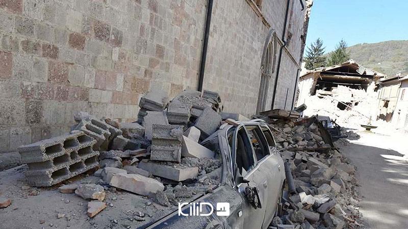 زمینلرزههای شدید