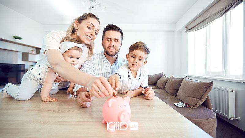 مدیریت هزینه ماهانه خانواده