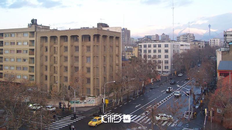 محله وصال شیرازی