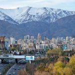 معاملات مسکن شهر تهران