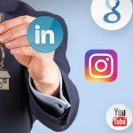 مشاوران املاک در شبکه اجتماعی